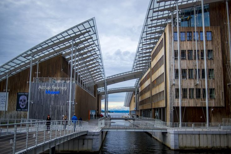 The Astrup Fearnley Museum by Ole Morten Eyra