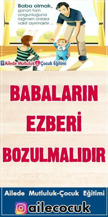 Babaların ezberi bozulmalıdır - Dr. Yaşar Kuru