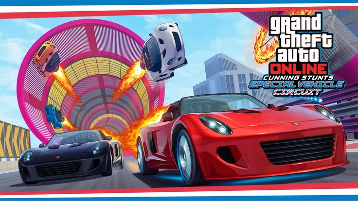 Cunning Stunts: Special Vehicle Circuit Now Available New Progen GP1 and More - Rockstar Games #GrandTheftAutoV #GTAV #GTA5 #GrandTheftAuto #GTA #GTAOnline #GrandTheftAuto5 #PS4 #games