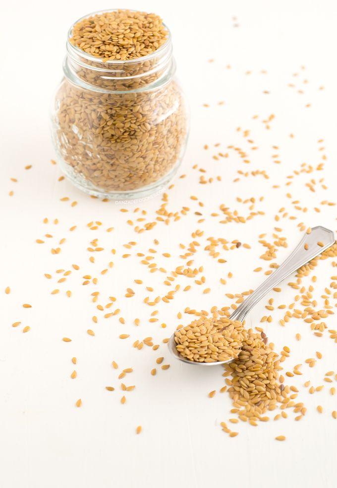 Propiedades y beneficios de las semillas de lino o linaza | http://danzadefogones.com/propiedades-y-beneficios-de-las-semillas-de-lino-o-linaza/