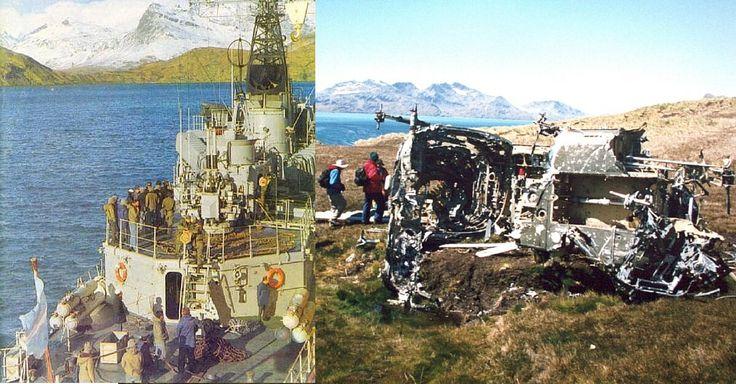 Untold Story of British Marines' Heroism on the Eve of Falklands War - https://www.warhistoryonline.com/war-articles/untold-story-british-marines-heroism-eve-falklands-war.html