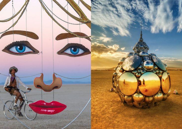 Фестиваль Burning Man— это сны наяву