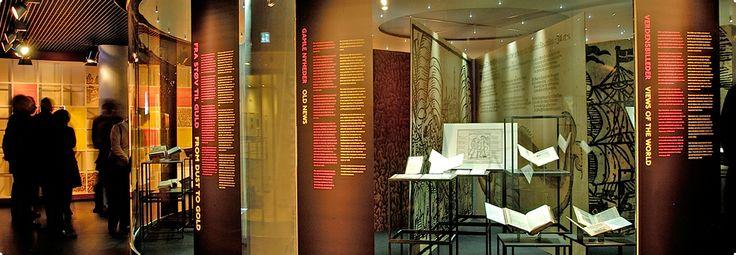 Montana Salen - Copenhagen Library: Diamanten