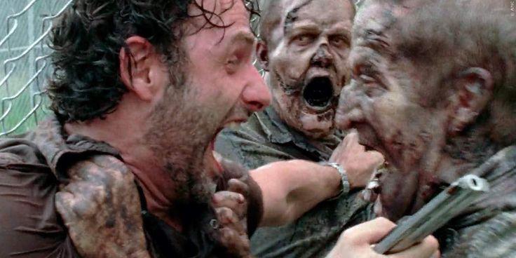 Wir haben uns schon immer gefragt, wie eigentlich ein Vorsprechen für einen Untoten aussieht. Die Antwort liefert und dieses Video. Krass, dass die Jury nicht laut lachen musste! The Walking Dead Zombie-Casting ➠ https://www.film.tv/go/36495  #TheWalkingDead #TWD #Casting