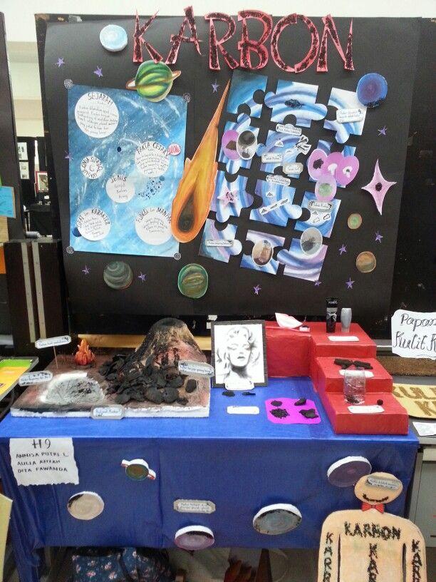 Display Eksplorasi Material Karbon (H9) by Dita Fawanda, Annisa Putri Lestari dan Aulia Aziza (Arsitektur 2013)
