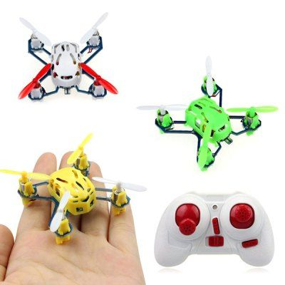 RC Quadcopter Mini 2.4GHZ 4CH 6 Axis Gyro with Night Lights