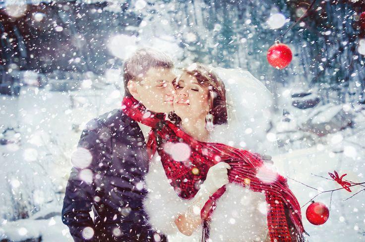 свадьба зимой - Поиск в Google