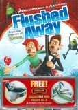 Flushed Away [P&S] [With 2 Kung Fu Panda Pins] [DVD] [Eng/Fre/Spa] [2006]