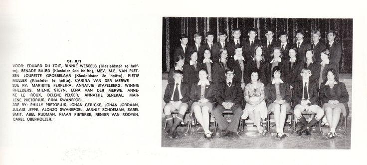 Class of 1967 St.8/1