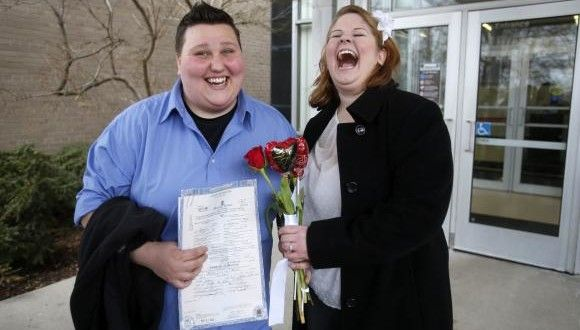 Federal government to recognize same-sex marriage in Michigan | All USA