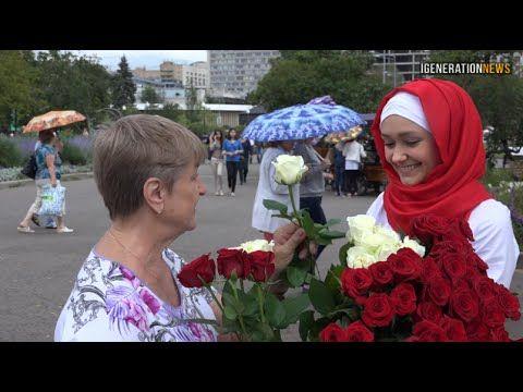 Мусульманки Шокировали Москвичей!