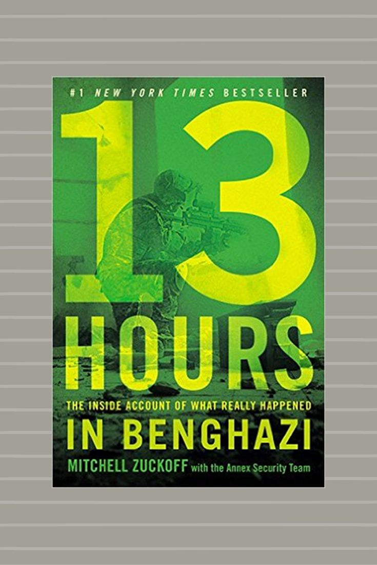 13 Hours: The Inside Account of What Really Happened in Benghazi (Book Review)