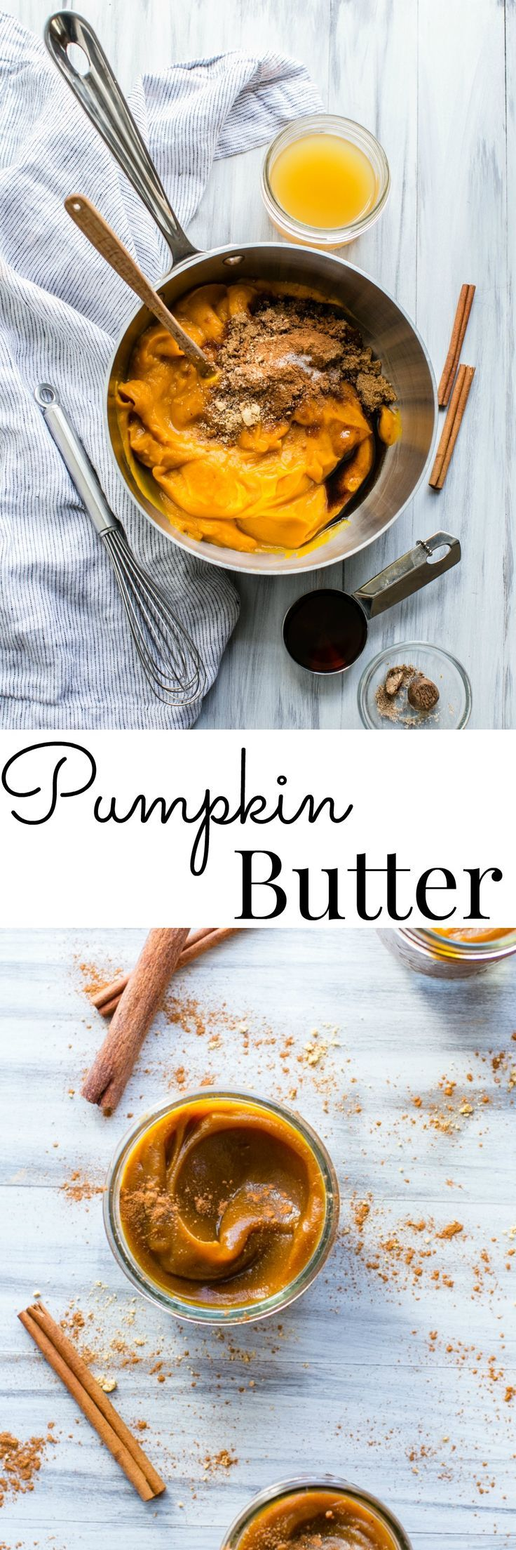 Slather it on biscuits, toast, waffles, eat it with a spoon or swirl it into oatmeal. Freezer friendly and makes a generous gift. Pumpkin Butter | Vegan + Gluten Free