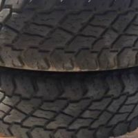 265/65/17 Cooper Discoverer S/t Max tyres  X4