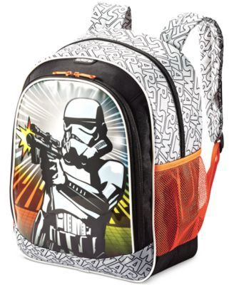 Star Wars Stormtrooper Backpack by American Tourister