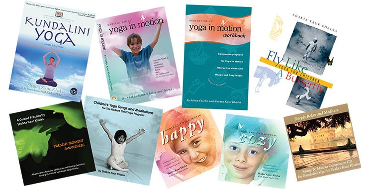 RCY 1-3 | Radiant Child Yoga Teacher Training - kids to teens