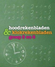 Werkbladen hoofd- en klokrekenen groep 5 en 6 - Rekenen - Blijfwijs.nl