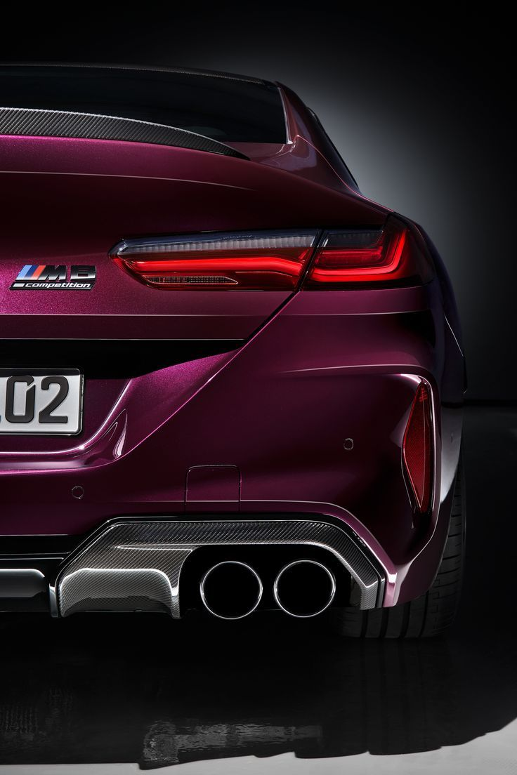 Bmw F93 M8 Grancoupe Competition Mpower
