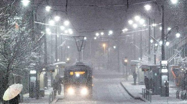 Ο καιρός μέχρι την παραμονή Πρωτοχρονιάς – Έρχεται (και πάλι) χιονιάς