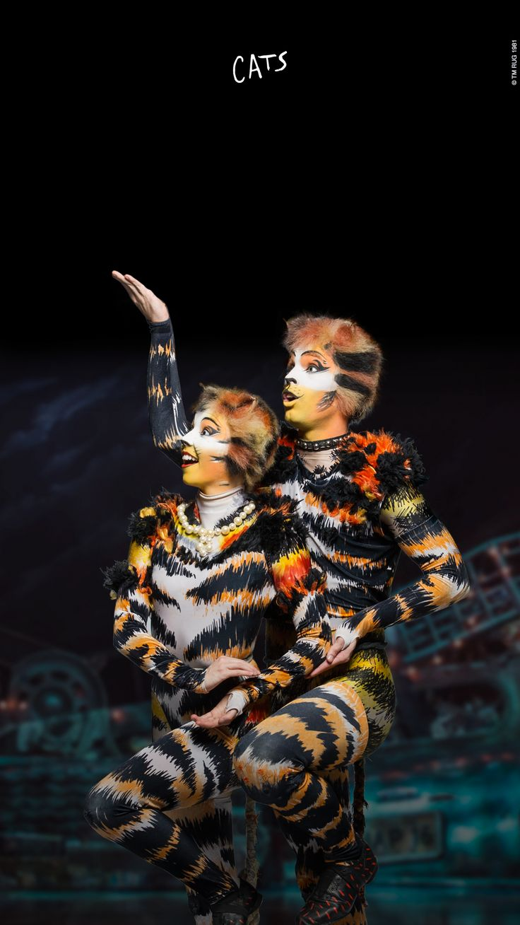 iPhone Wallpapers - Cats the Musical