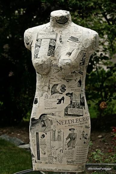 333 best mannequin decoupage images on Pinterest | Mannequin art ...