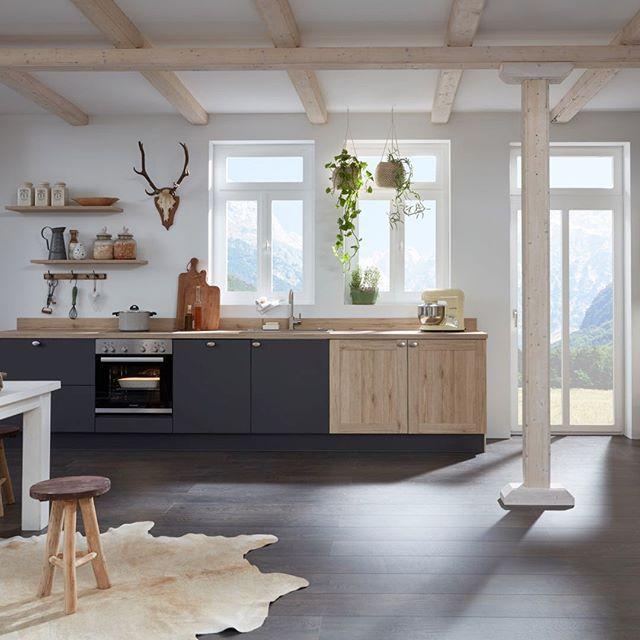 Moderner Landhausstil We Love It Modern Country Style We Love It Foto Credit Kuecheundco Unbezahlte Werbung In 2020 Kuchen Fronten Haus Kuchen Kuchen Design