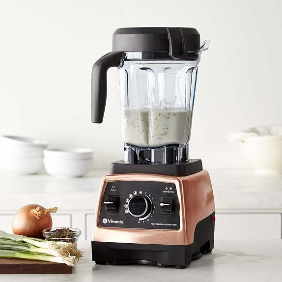 For smoothies and puréeing baby food!! Vitamix Pro 750 Heritage Blender, Copper