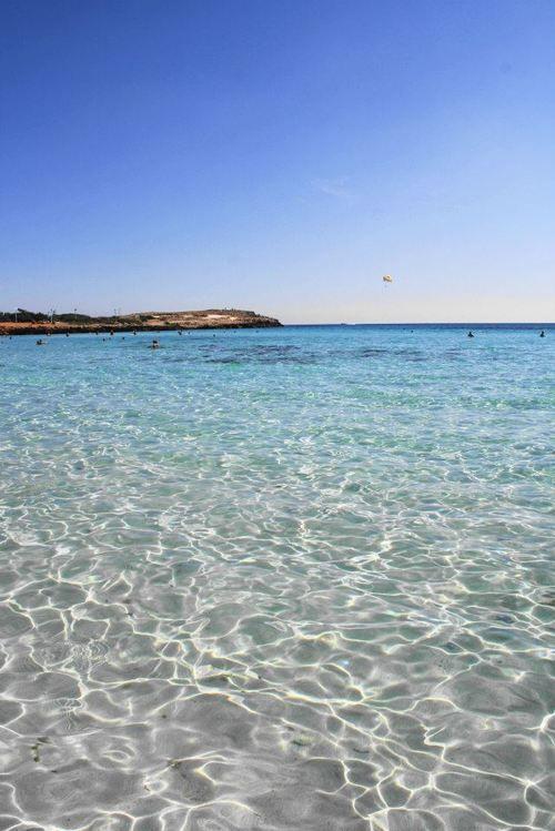 Nissi beach- Ayia Napa, Cyprus