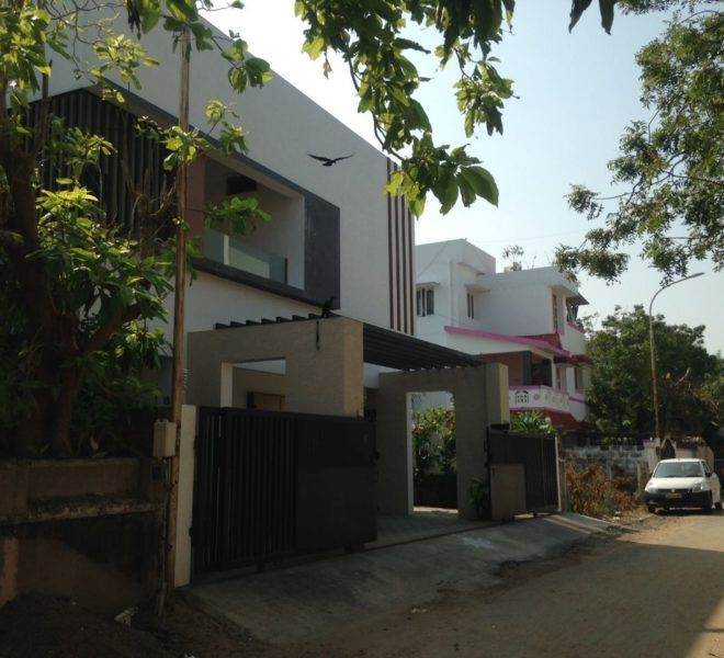 ECR kottivakkam CMT 4 BHK approved building Sale