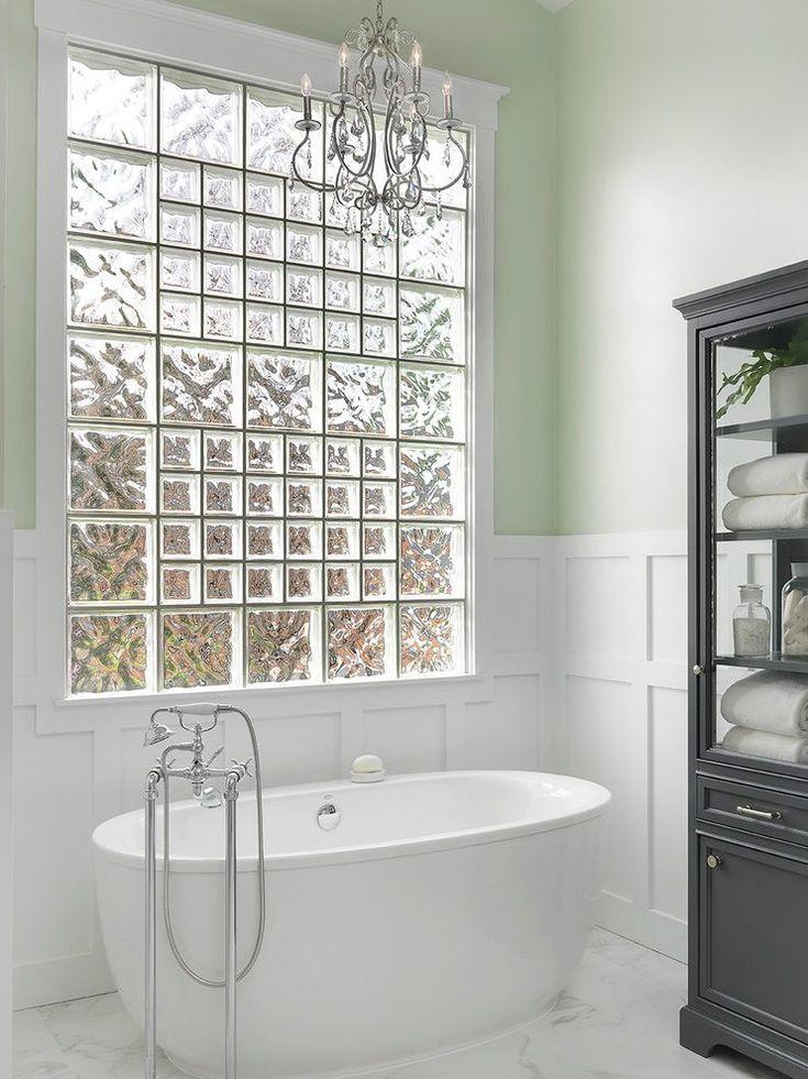 Best 25+ Glass block windows ideas on Pinterest   Glass ...