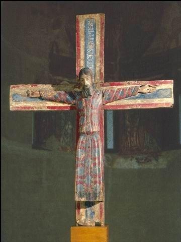S. XII - XIII LA IMAGEN DE JESUCRISTO EN EL ARTE OCCIDENTAL