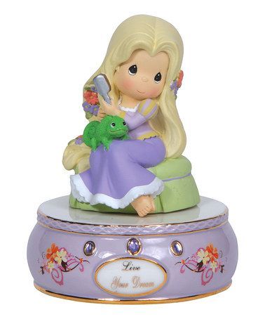 Tangled Musical Figurine by Disney Showcase Collection #zulily #zulilyfinds Want this for Piper!