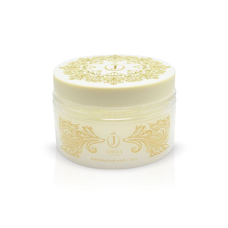 THE GOLD COLLECTION: EXFOLIATING BODY SCRUB  Professional SPA-Standard: Exfoliating Body Scrub Contains Avocado, Apricot, Sesame & Almond emollient oils with Kiwi extract & Vitamin E. Exfoliates, conditions and encourages skin renewal. Gently smooths away residues and toxins from the skin to leave it glowing with new life and vitality. 300 ml, 10.5 fl. oz. PARABEN-FREE.