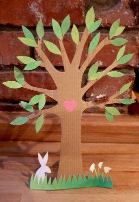 Cardboard tree                                                                                                                                                                                 More