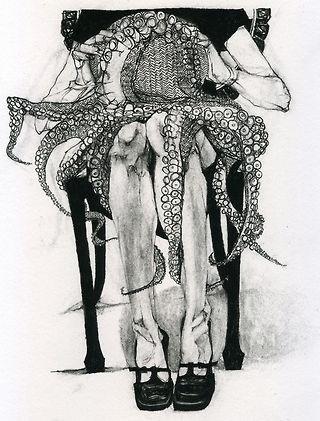 Octopus / Girl