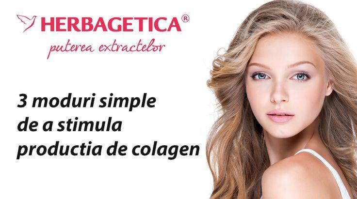 Colagenul este o proteină a țesutului conjunctiv, responsabilă de suplețea și fermitatea pielii noastre. O dată cu înaintarea în vârstă, cantitatea de colagen începe să scadă, fapt ce atrage după sine apariția primelor riduri, un tonus scăzut al pielii, precum și diverse afecțiuni articulare.