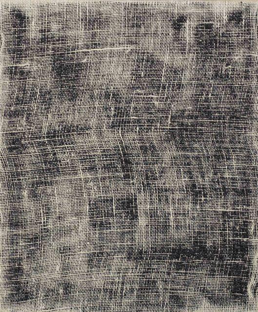 Evan Nesbit, 'Porosity (Black II),' 2014, Vallarino Fine Art