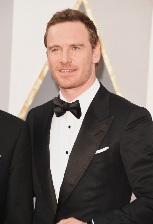 Michael Fassbender at event of The 88th Annual Academy Awards (2016)