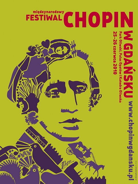 Chopin in Gdansk  Design: www.bangbangdesign.pl