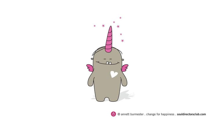 "souldirectorsclub HAPPINESS MONSTER ""magic unicorn"""