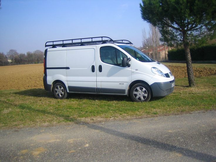 Renault Trafic Dci 110 Ch 4 location camion 45€ -jour /Portes , Pack Galerie, 2006, Diesel