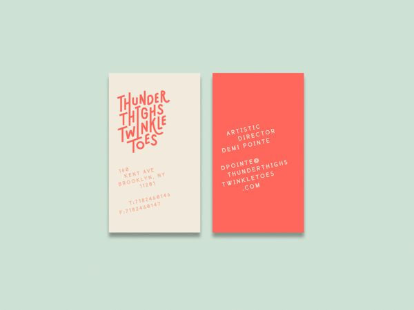 800 best design business cards stationery images on pinterest project love thunder thighs twinkle toes reheart Images