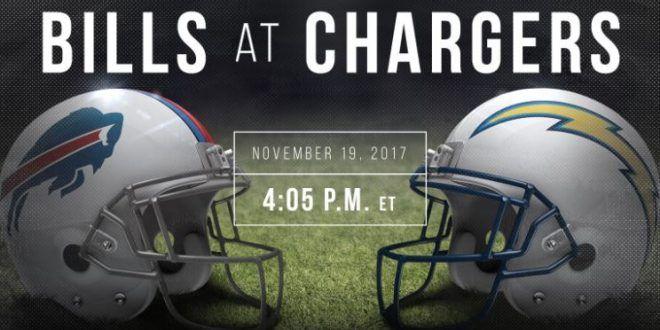 Buffalo Bills vs Los Angeles Chargers