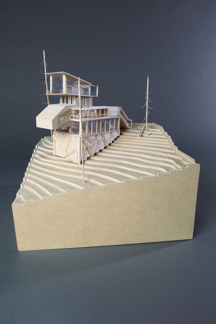 Architecture Model By Jido Choi (School Of Architecture)