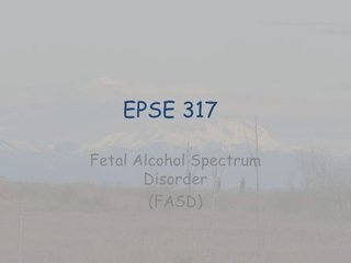 Fasd by ebredberg, via Slideshare
