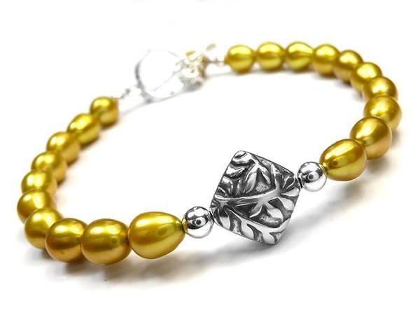Freshwater Pearl Bracelet - Bali