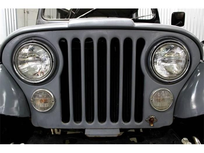 1979 Jeep CJ7 for Sale | ClassicCars.com | CC-802374