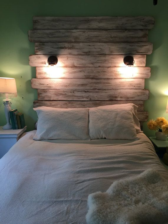 Best 25 white headboard queen ideas on pinterest white queen bed queen platform bed and - Backlit headboard ...