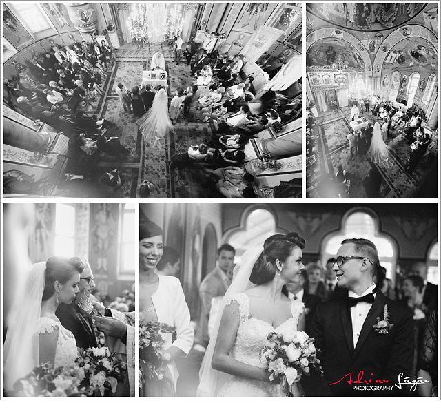 Fotografii de nunta - Simona si Adrian - Restaurant Emerald Oradea - Adrian Lazau Photography