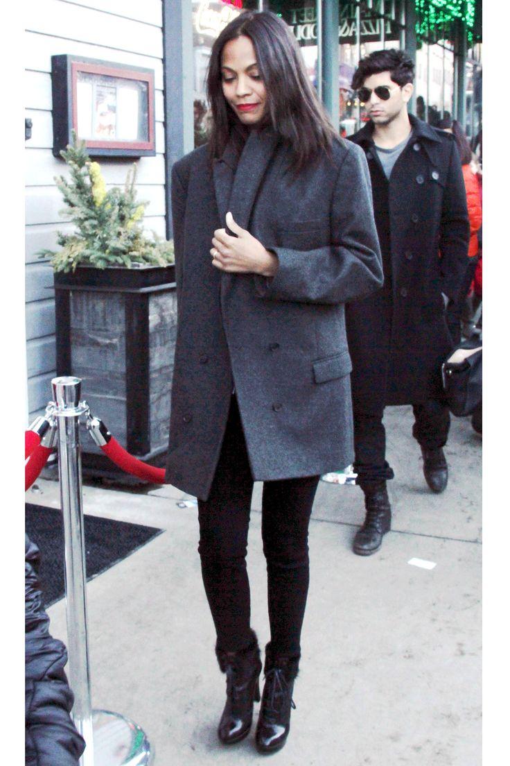 Zoe Saldana :: Sundance Film Festival 2014